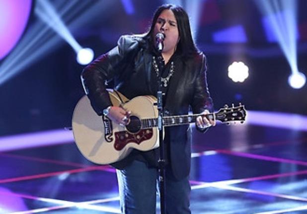 The Voice: Rudy Parris