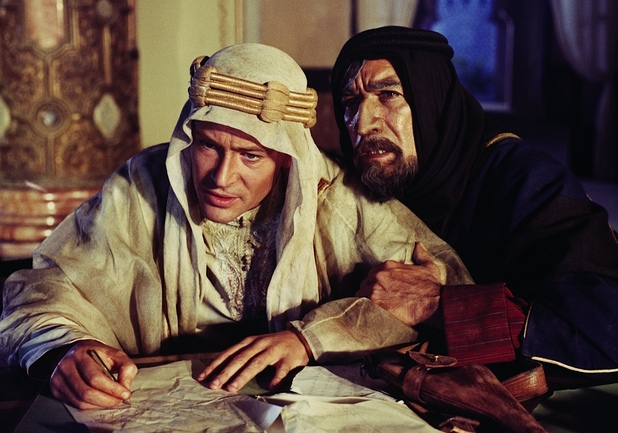 Lawrence of Arabia, Peter O&#39;Toole