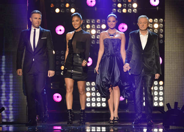 The X Factor Live Show 1: The Judges