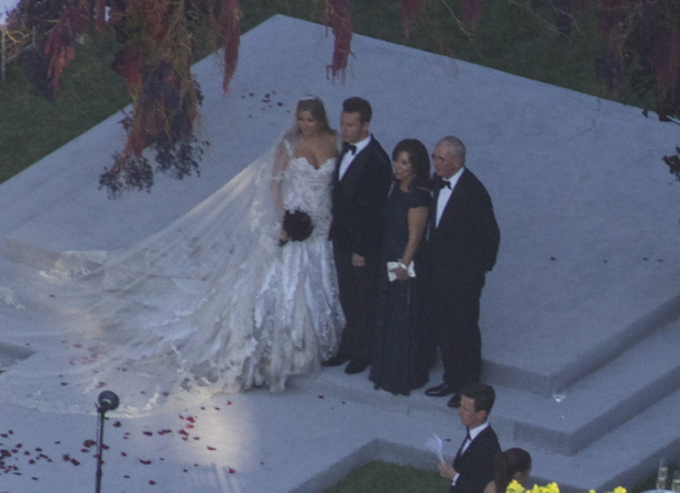 Celebrity weddings september 2012