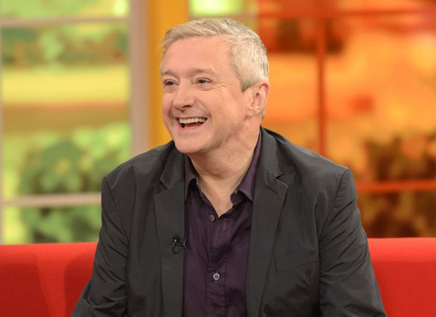 Louis Walsh on ITV1&#39;s Daybreak