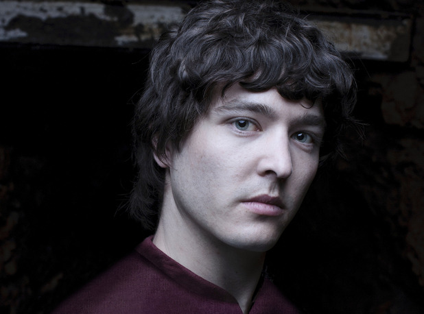 Alexander Vlahos couple