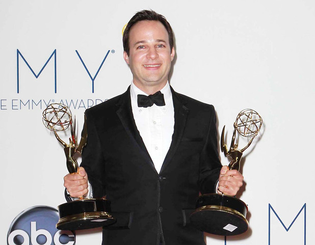 Danny Strong at the 2012 Primetime Emmys - September 2012