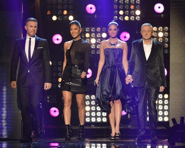 Tulisa, The X Factor 2012