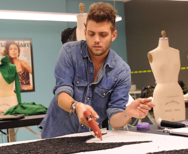 Project Runway - Season 10 (04/10/2012): Christopher Palu