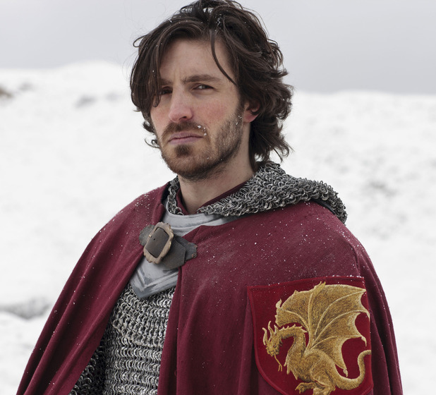 Merlin Season 5, Episode 1 - 'Merlin's Bane - Part 1'. Gwaine (Eoin Macken)