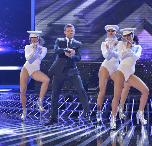 The X Factor Live Show 1: Dermot O'Leary