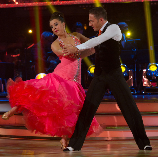 Strictly Come Dancing: Show 2: Dani and Vincent