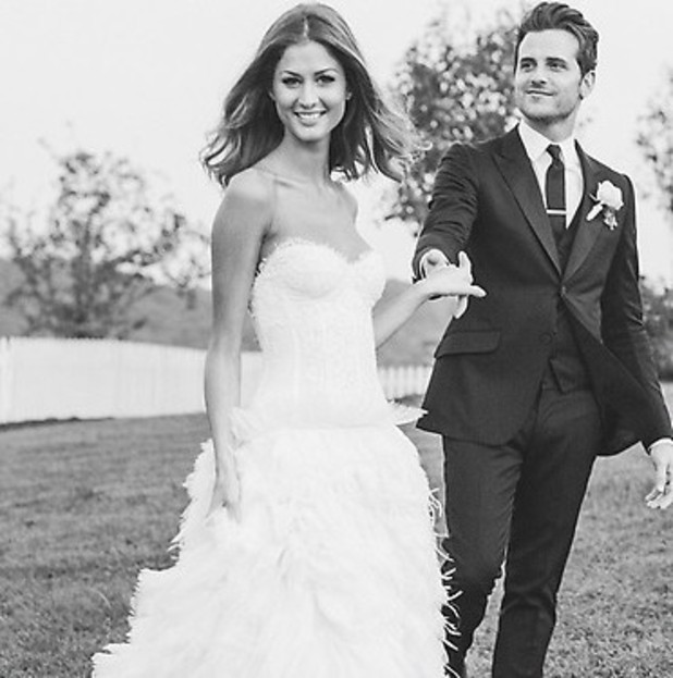 Martha Patterson, Jared Followill, twitter, wedding