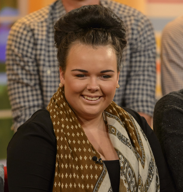 X Factor Wild Cards : Amy Mottram
