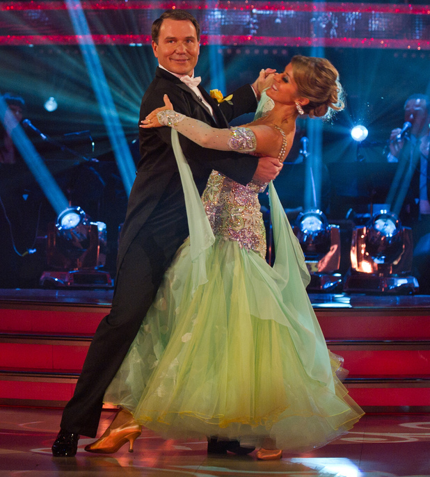 Strictly Come Dancing: Show 2: Richard and Erin
