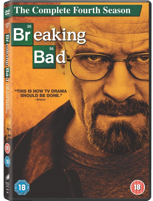 Breaking Bad packshot