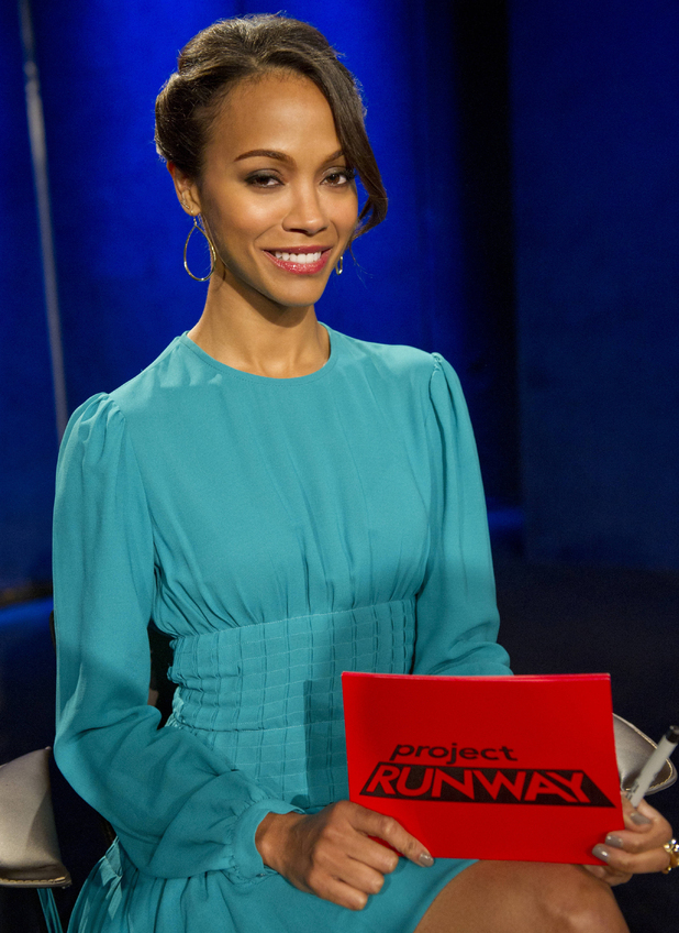 Project Runway - Season 10 (04/10/2012):  Zoe Zaldana
