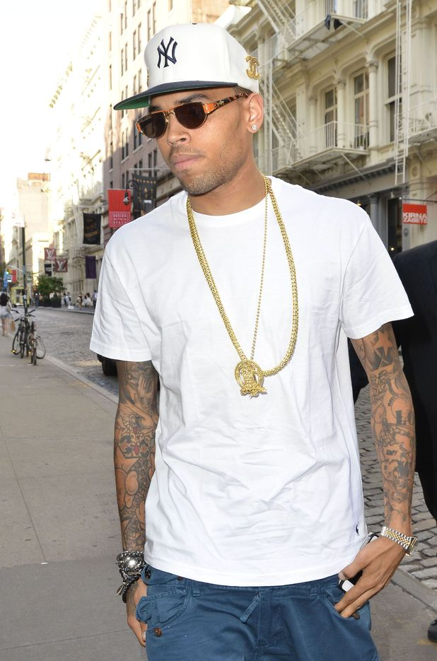 Chris Brown New York