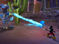 Epic Mickey 2 paintbrush gameplay video
