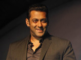 Bollywood actor Salman Khan, speaks during an event to launch of television show &#39;Bigg Boss 6&#39;, in Mumbai, India, Sunday, Sept. 16, 2012.