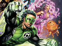 The artist announces his departure from Green Lantern: New Guardians.