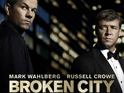 Wahlberg plays an ex-cop who is double-crossed by Russell Crowe's mayor.