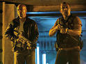 Jai Courtney co-stars as John McClane Jr in A Good Day to Die Hard.