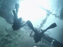 A new video blog detailing the underwater action sequence is released.