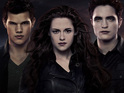 The final instalment of The Twilight Saga tops US box office for second week.