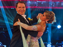 Richard Arnold downplays his skills on the Strictly dancefloor.