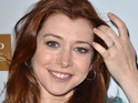 Alyson Hannigan takes legal action due to a man allegedly threatening her life.