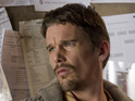 "Ethan Hawke jokes that Sinister ""open[ed] the door to the demons"" in his mind."