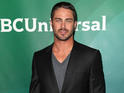 "Taylor Kinney says he is thankful girlfriend Lady GaGa is in his ""corner""."
