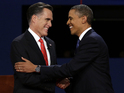 Barack Obama, Mitt Romney debate is most tweeted event in US political history.