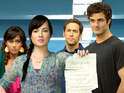 Ashley Rickards, Beau Mirchoff and Brett Davern tackle our probing questions.