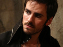 Colin O'Donoghue talks action figures, Hook and Emma's relationship and more.
