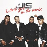 JLS 'Hottest Girl in the World' artwork