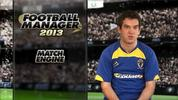 Video footage previewing the 3D match engine used in Sports Interactive's Football Manager 2013