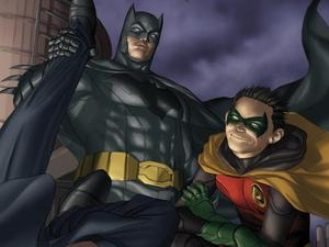DC annuals: Batman and Robin