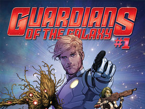 Marvel NOW Guardians of the Galaxy
