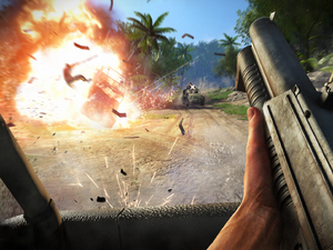 &#39;Far Cry 3&#39; screenshot