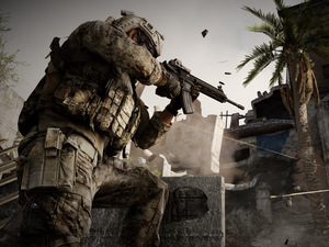 &#39;Medal of Honor: Warfighter&#39; screenshot