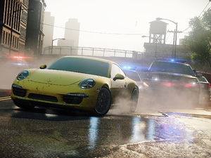 Need for Speed: Most Wanted images