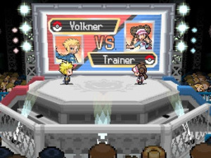 &#39;Pokemon Black 2&#39; screenshot
