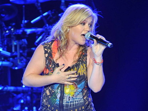 Kelly Clarkson kicks off the start of her 'Stronger Tour' at the O2 Arena Dublin, Ireland