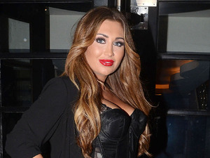 Lauren Goodger , at the Pure Beaty Awards held at the Savoy Hotel. London, England - 11.10.12 Mandatory Credit: Chris Saxon/WENN.com