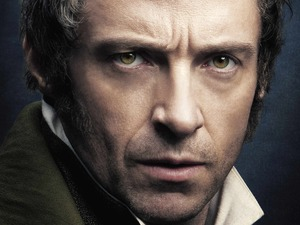 Hugh Jackman in 'Les Misérables' character poster