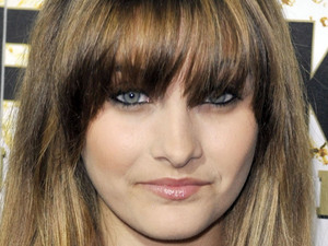 Paris Jackson Mr. Pink's Ginseng Energy Drink launch at the Beverly Wilshire Hotel - Arrivals Beverly Hills, California