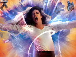 Michael Jackson Immortal world tour poster