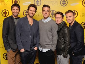 Take That, tour reunion announcement in 2010