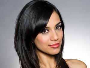 Fiona Wade as Priya Sharma on Emmerdale