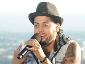 The X Factor USA: David Correy at Judges' Houses