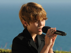 The X Factor USA: Reed Deming at Judges' Houses