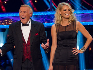 Strictly Come Dancing Week 2: Bruce and Tess